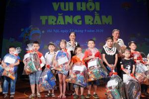 Hà Nội tổ chức nhiều hoạt động thiết thực chăm lo cho trẻ em nhân dịp Tết Trung thu 2021