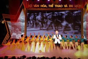 """""""Những mùa thu lịch sử"""" – Chương trình nghệ thuật đặc biệt kỷ niệm 76 năm Cách mạng tháng Tám và Quốc khánh 2/9"""