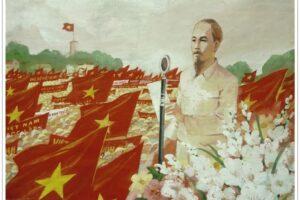 """Triển lãm trực tuyến """"Con đường độc lập"""" nhân kỷ niệm 76 năm ngày Cách mạng Tháng Tám và Quốc khánh 2/9"""