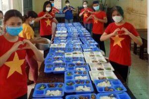 """Tuổi trẻ huyện Ba Vì hưởng ứngChiến dịch tình nguyện """"Hoa phượng đỏ"""" năm 2021"""
