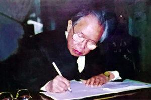 Kỷ niệm 100 năm Ngày sinh đồng chí Lê Quang Đạo (8/8/1921-8/8/2021): Người chiến sĩ cộng sản mẫu mực, nhà yêu nước chân chính