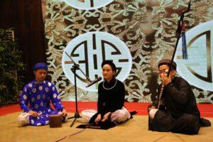 Thành lập Hội đồng cấp Nhà nước xét tặng danh hiệu NNND, NNƯT lĩnh vực di sản văn hóa phi vật thể