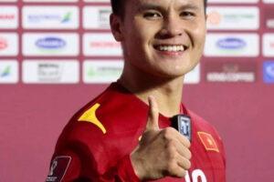 Cầu thủ Hà Nội FC Quang Hải được FIFA chọn tham gia chiến dịch vì cộng đồng