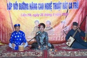 Lỗ Khê – cái nôi của ca trù Việt