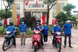 Phát huy vai trò xung kích, tình nguyện của tuổi trẻ Nam Từ Liêm trong công tác phòng chống dịch