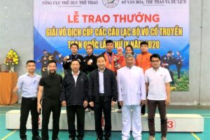 Cho phép thành lập Liên đoàn Võ cổ truyền thành phố Hà Nội