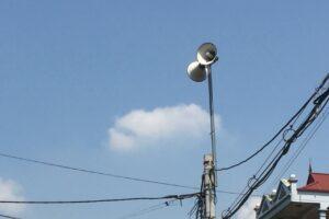 Huyện Thường Tín đẩy mạnh tuyên truyền phòng, chống dịch COVID-19 qua hệ thống truyền thanh