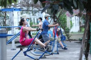 Từ ngày 28/9, Hà Nội cho phép hoạt động thể thao ngoài trời dưới 10 người